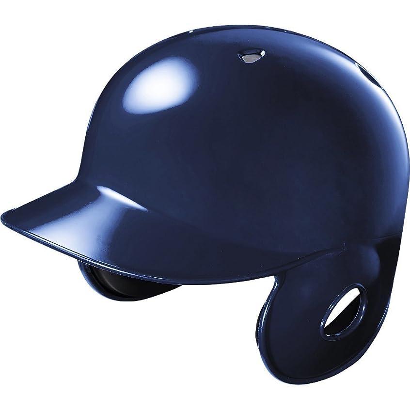 過言コーラス完全にasics(アシックス) 野球 軟式 バッティング用 ヘルメット 左右打者兼用 BPB480