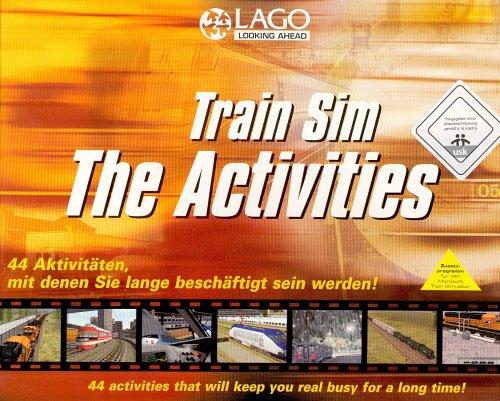 Profisoft Train Simulator The Activities - Complemento para simulador de trenes (en alemán)