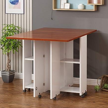 Amazon.es: mesa plegable con sillas dentro - Muebles: Hogar ...