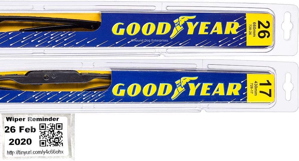 Premium - Windshield Wiper Blade Challenge the lowest price of Japan store ☆ Set Bundle Ac 2015-2019 for Kit