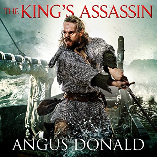 The King's Assassin audiobook cover art