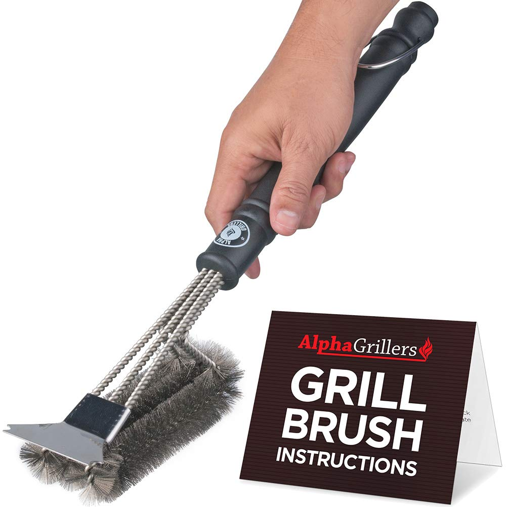 Alpha Grillers Including Stainless Accessories