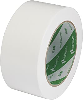 ニチバン 布テープ 50mm×25m巻 1215-50 白