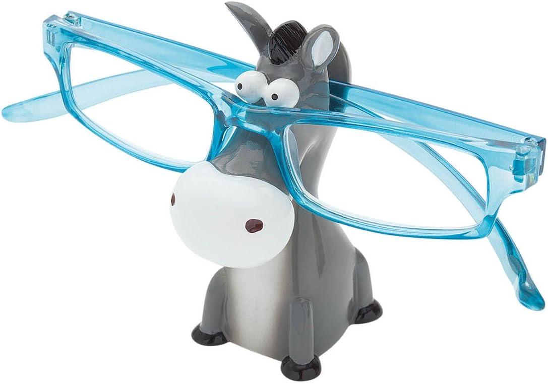 WEDO Supporto per Occhiali Grigio Piccolo