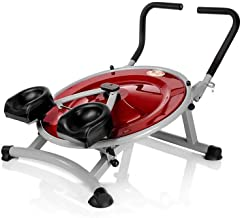 Taltintoo20 Machine Fitness Exercise Pro Home Ab Circle Core and Abs Gym & DVD AB Circle