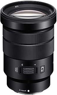 Sony E PZ 18-105mm f/4 G OSS Lens, Black, SELP18105G