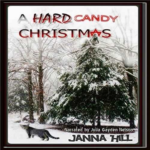 A Hard Candy Christmas audiobook cover art