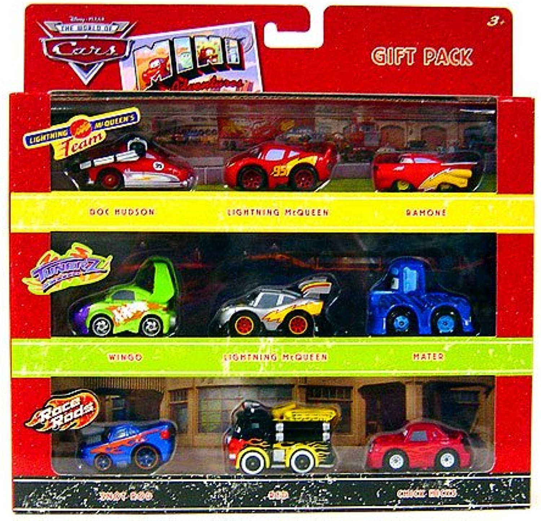 Cars Mini Adventures Gift Pack