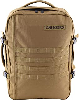 Military 44L Laptop Backpack