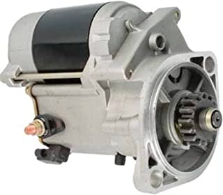 NEW STARTER MOTOR COMPATIBLE WITH JOHN DEERE AG UTILITY TRACTOR 1070 750 850 870 900 955 970 3014 16657A2 028000-5730 20451312 CH12741 CH19284 121120-77010 190502 10451718