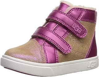 UGG Kids' Rennon Ii Shimmer Sneaker