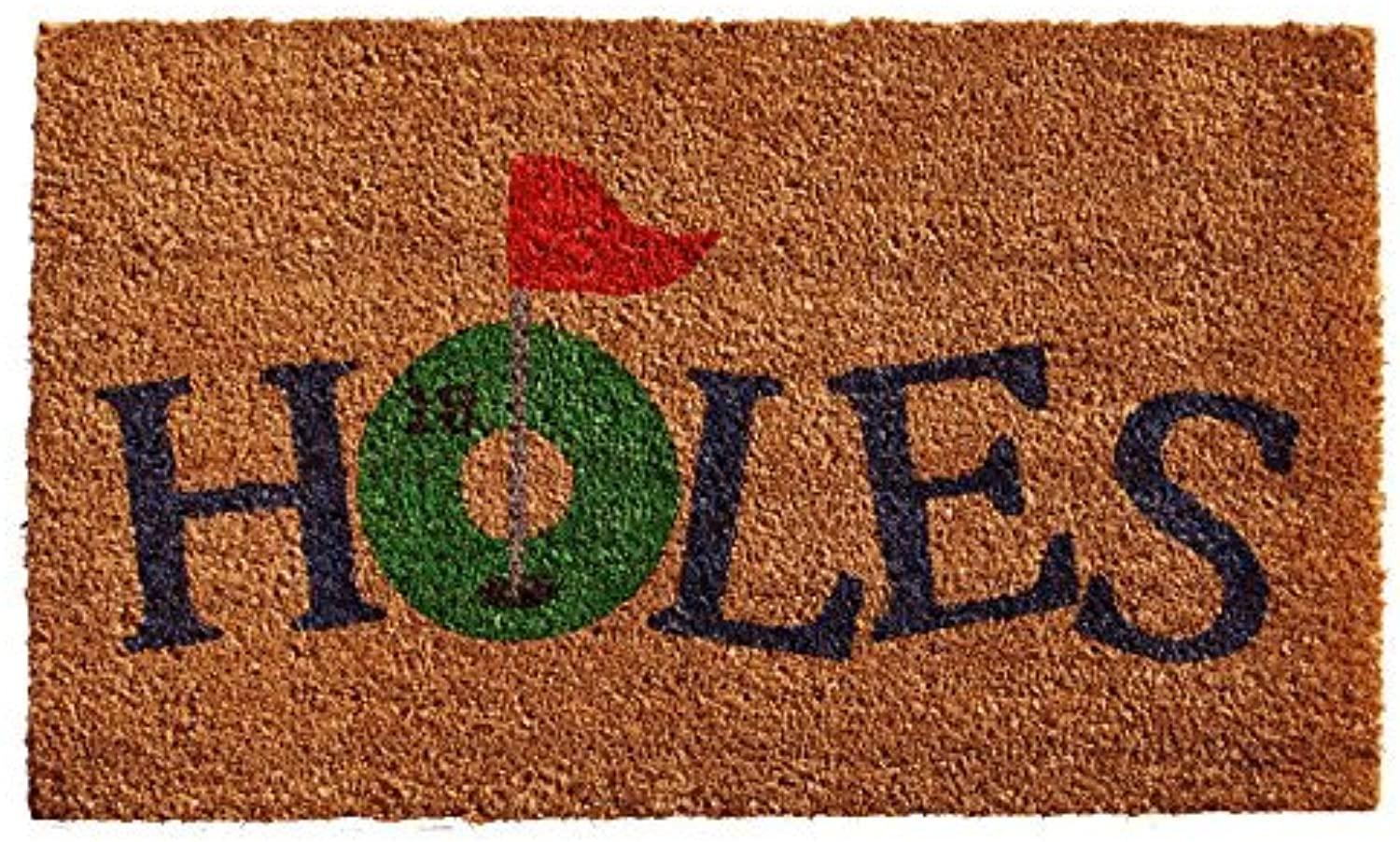 Home & More 121592436 18 Holes Doormat, 24 by 36-Inch