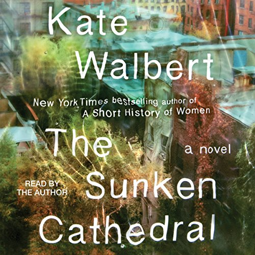 The Sunken Cathedral audiobook cover art