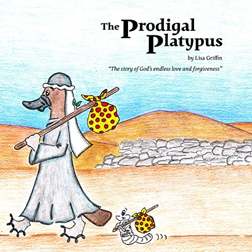 The Prodigal Platypus audiobook cover art