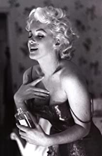 Ed Feingersh Marilyn Monroe Chanel Glow Movie Poster Print 24 x 36in