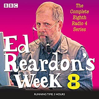 Ed Reardon's Week: Series 8 audiobook cover art