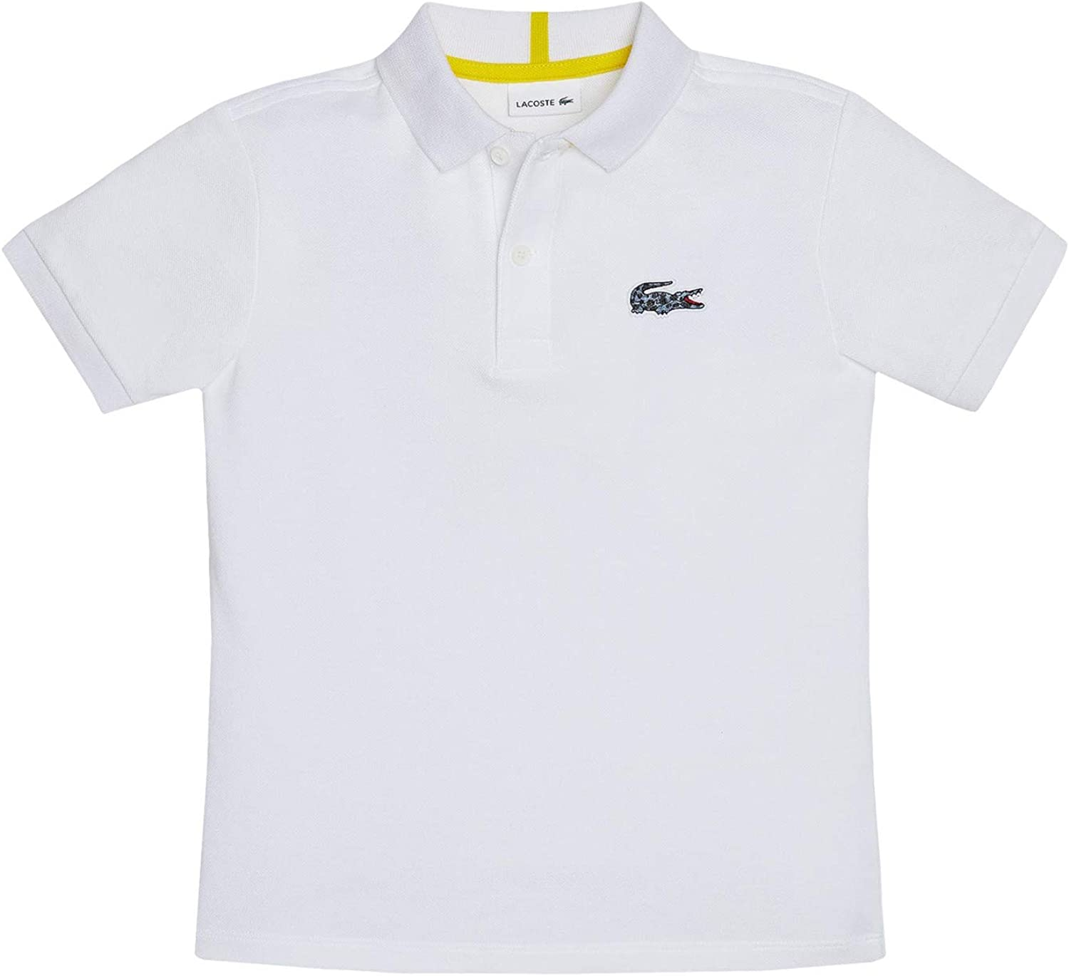 Lacoste Boys National Geographic Croc Polo Shirt