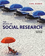 Best basics of social research 7th 17 Reviews