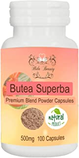 Butea superba 500mg Premium Blend Ficus foveolata 100 Capsules Natural Herbal Capsules Grown in Thailand