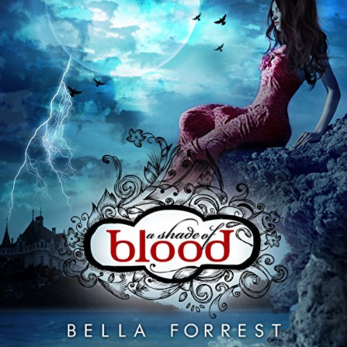 A Shade of Blood audiobook cover art