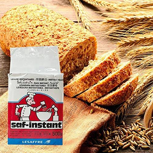 500 g di lieviti secchi attivi, lievito di panetteria, pane, lievito secco attivo istantaneo, alta...