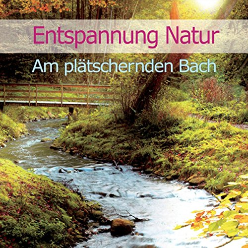 Entspannung Natur: Am plätschernden Bach Titelbild