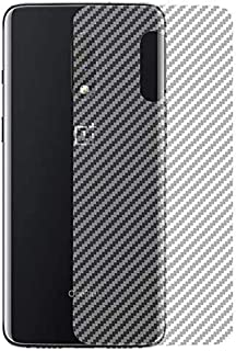 Sticker Film 3D Carbon Fibre Design (2PCS) Transparent Color to Protect Back for OnePlus 5T / OnePlus 6 / OnePlus 7 (OnePl...