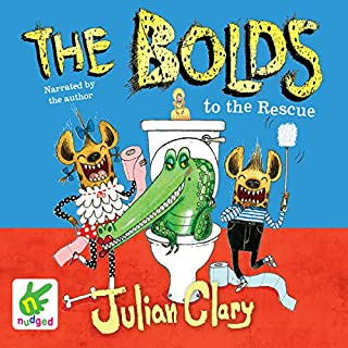 The Bolds to the Rescue cover art