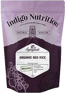 Indigo Herbs Arroz Rojo Orgánico 1kg