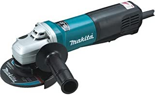 Makita 9565PCV SJS High Power Paddle Switch Angle Grinder, 5