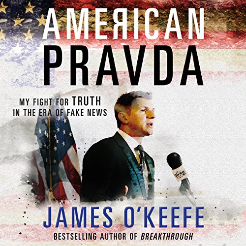 American Pravda audiobook cover art