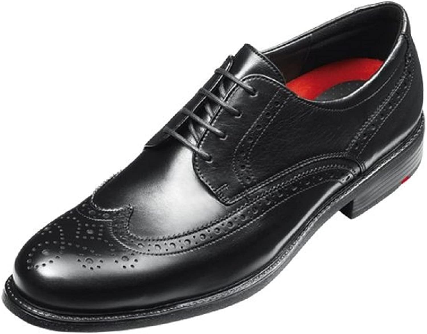 Lloyd Mens Germany Tampico Lightweight Wing Tip Comfort Brogue shoes