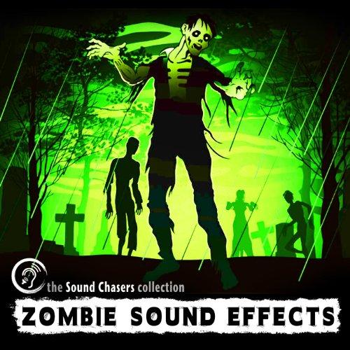 Zombie Gasp Short Raspy Sound Effect