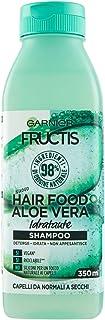 Garnier Shampoo Idratante Fructis Hair Food per Capelli Disidratati, 350ml