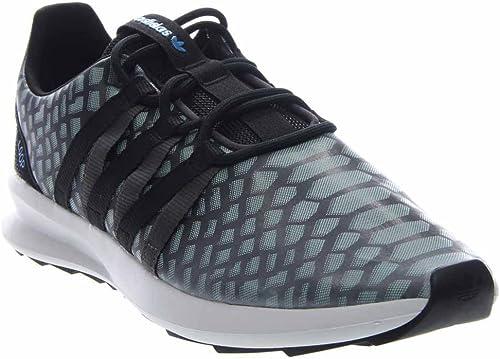 Adidas Sl boucle Ct - gris Plein   Noir-bleubird, 8 D Us