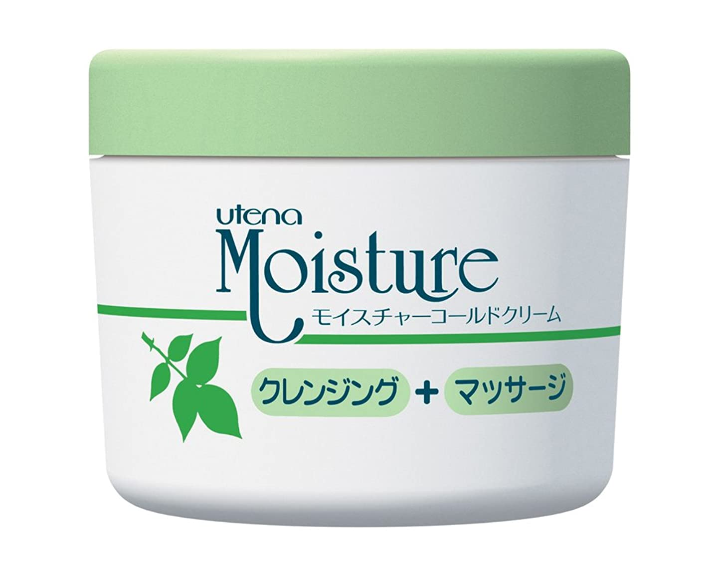 エキスパート胃開業医ウテナ モイスチャーコールドクリーム (洗い流し?ふきとり両用タイプ) 250g