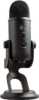 ميكروفون ييتي USB اصدار بلاك اوت من بلو