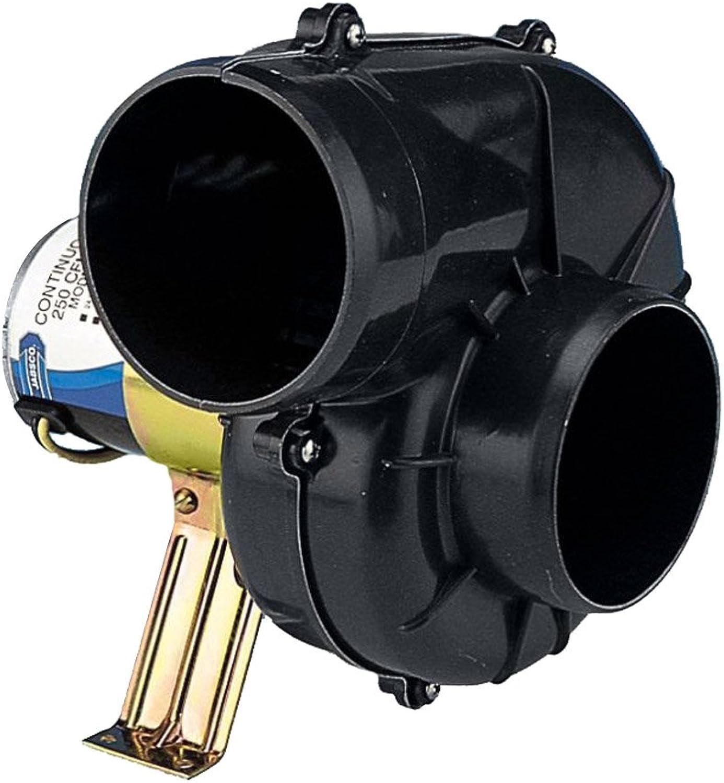 (24 Volts DC)  Jabsco 4 Flexmount Continuous Duty Blower  357700094