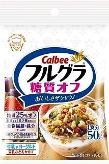 Calbee Frugra 含糖质包装盒 50g×32 袋