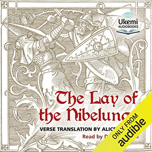 The Lay of the Nibelungs audiobook cover art