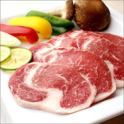 イベリコ豚専門店スエヒロ家 イベリコ豚ロース生姜焼き用 500g