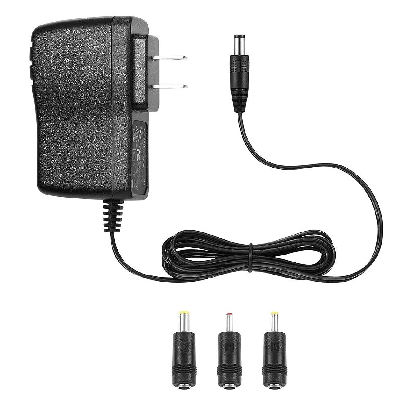 TPLTECH 9V AC/DC Power Supply Compatible Arduino, UNO R3, Elegoo UNO R3, IEIK UNO R3, MEGA 2560