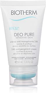 Biotherm Deo Pure Sensitive Skin Deodorant Spray, 40 ml