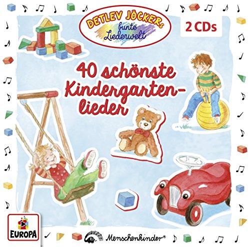 40 schönste Kindergartenlieder - Detlev Jöcker