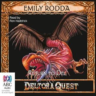 Return to Del: Deltora Quest, Book 8 cover art