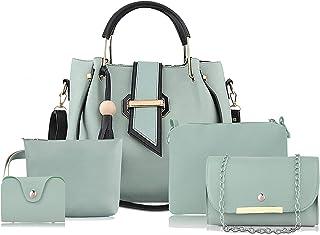 Fargo Handbag For Women And Girls COMBO SET OF 5