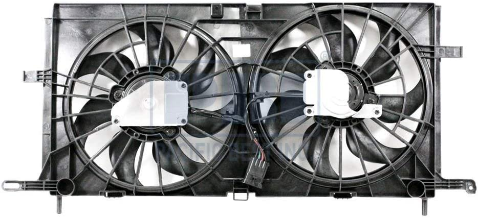 Pacific Best Clearance Cheap mail order sales SALE Limited time PF73953 - Fan Cooling Engine Assembly