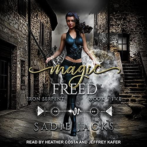 Magic Freed cover art