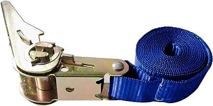 Duurzaam Ratchet TIE-DOWN Eindeloze LOOG SLECHTINGSIPERS 25 MM X 6 M Heavy Duty Ratchet Webbing Cargo voor CAM-gespen Auto...