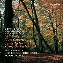 Boughton: Flute Concerto, Aylesbury Games by Emily Beynon